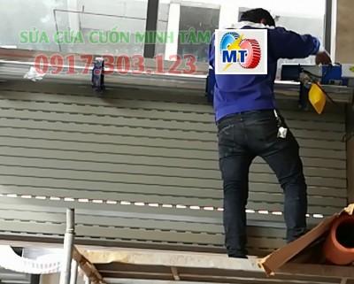 Sửa cửa cuốn quận Phú Nhuận