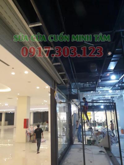 Sửa cửa cuốn quận Tân Phú